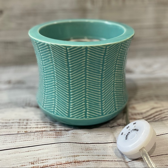 Yankee Candle Plug In Wax Warmer With Timer